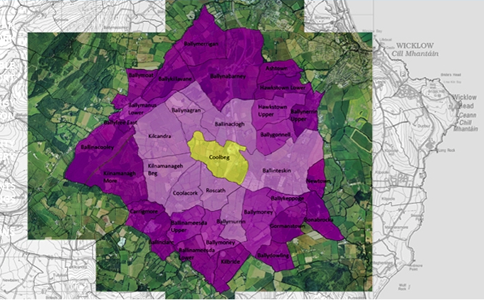 Ballynagran Energy ⁺ – Townlands