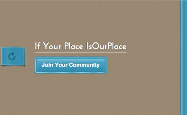 it is your place