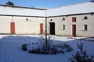 Late 17th Century Courtyard