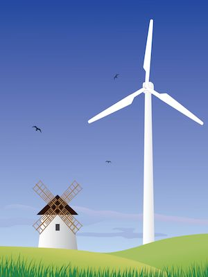 Wind Energy Report – Revisited